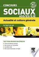 Concours sociaux Culture générale Le tout-en-un