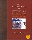 The Elements of Statistics