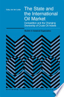 The State and the International Oil Market