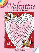 Valentine Activity Book