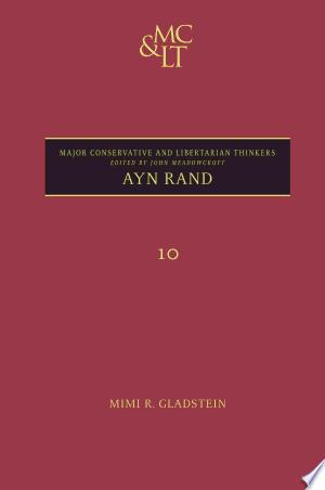 Ayn Rand - ISBN:9780826445131