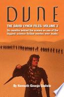 Dune The David Lynch Files Volume 2