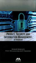 Privacy  Security and Information Management