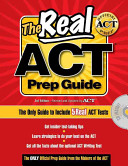 The Real ACT  CD  3rd Edition