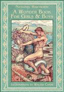download ebook a wonder book for girls and boys: greek mythology for kids (illustrated) pdf epub
