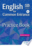 English for Common Entrance 13  Practice Book