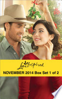 Love Inspired November 2014   Box Set 1 of 2
