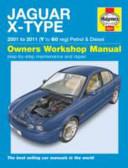 Jaguar X Type Petrol and Diesel Service and Repair Manual