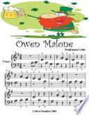 Owen Malone - Beginner Tots Piano Sheet Music