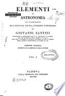 Elementi di astronomia