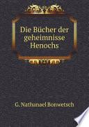 Die B cher der geheimnisse Henochs