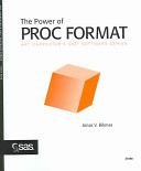 The Power of PROC Format