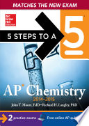 5 Steps to a 5 AP Chemistry  2014 2015 Edition