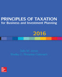 Principles of Taxation for Business and Investment Planning