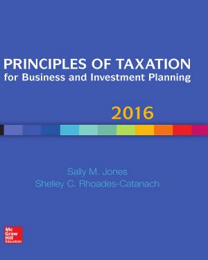 Principles of Taxation for Business and Investment Planning - ISBN:9781259618536