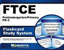 Ftce Prekindergarten Primary Pk 3 Flashcard Study System