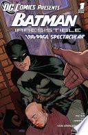 DC Comics Presents  Batman   Irresistible  2011    1 Book PDF