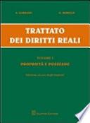 Trattato dei diritti reali