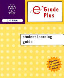 Egrade Plus 2 Semester Student Learning Guide