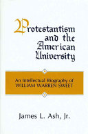 Protestantism and the American University