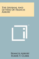The Journal and Letters of Francis Asbury