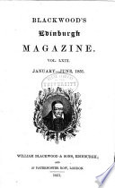 Blackwood's Magazine : ...