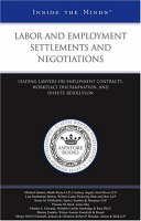 Labor and Employment Law Settlements and Negotiations