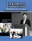 The Competent Communicator Workbook for Communication