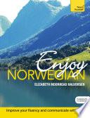 Enjoy Norwegian Intermediate to Upper Intermediate Course