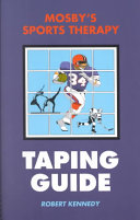 Mosby S Sports Therapy Taping Guide