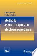 illustration Méthodes asymptotiques en électromagnétisme