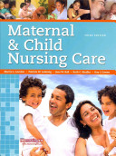 Maternal   Child Nursing Care and Mynursinglab with Pearson Etext Student Access Code Card