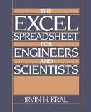 The Excel Spreadsheet for Engineers and Scientists