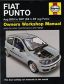 Fiat Punto Owners Workshop Manual