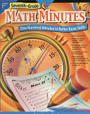 Seventh Grade Math Minutes