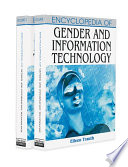 Encyclopedia of Gender and Information Technology