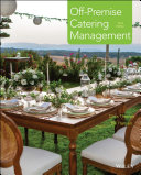 Off Premise Catering Management