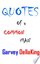 Quotes of a Common Man