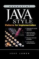 Essential Java Style