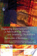 exploring-experiences-of-advocacy-by-people-with-learning-disabilities