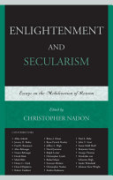 Enlightenment and Secularism Book