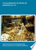 UF1744   Comercializaci  n de ofertas de pasteler  a