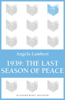 download ebook 1939: the last season of peace pdf epub