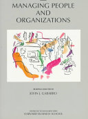 Managing People and Organizations