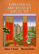 Exploring Microsoft Excel 97