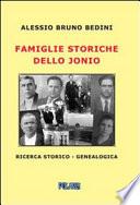 Famiglie storiche dello Jonio