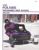 Polaris Snowmobile 90 95