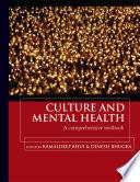 Culture And Mental Health A Comprehensive Textbook