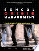 School Crisis Management