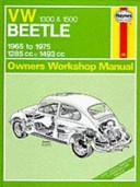 Haynes VW Beetle 1300 and 1500 Owners Workshop Manual   67  70